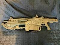 Gears of war Golden Lancer