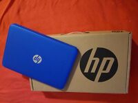 Hp notebook 11.6 inch Intel 2.16Hz 2GB 32GB windows 8.1 blue
