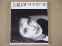Jane Bown. Observer.