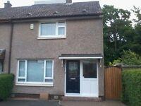 2 Bedroom End Terraced property for rent unfurnished in Glenrothes