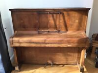 Piano (Ernst Kaps) Free to good home. To be collected.