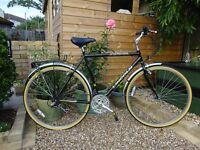 Men's hybrid Lincoln Livingstone commutor bike