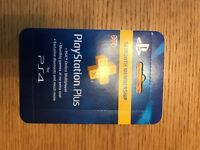 Playstation 12 Month Membership
