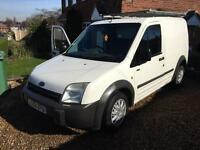 FORD TRANSIT CONNECT T200 1.8 (2003)