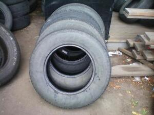 4 Hankook Dynapro AT Tires * P235 75R17 108S * $80.00 for 4 .  M+S / All Season Tires ( used tires )