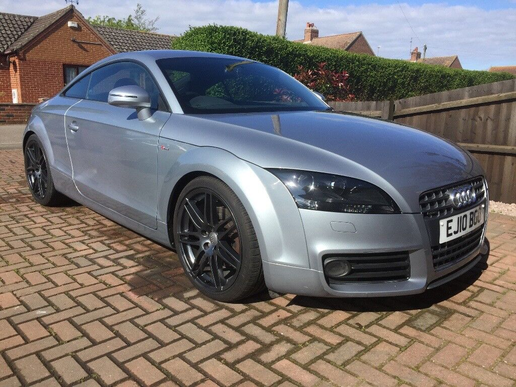 2010 audi tt 2 0 diesel s line special edition quattro in spalding lincolnshire gumtree. Black Bedroom Furniture Sets. Home Design Ideas