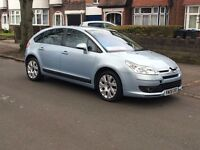 CITROEN C4 1.6 HDI VTR DIESEL 2008 08 PLATE LOW MILEAGE 59000 5 DOOR £30 ROAD TAX ANY P/X WELCOME