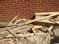 wood for wood burner free to collect
