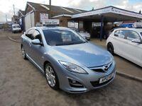 2012 12 mazda 6 2.2 diesel sport, 1 owner, full service history. £500 OFF. 30 + cars in stock.