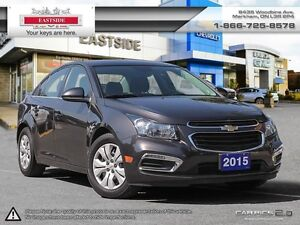 2015 Chevrolet Cruze REMOTE START! ONSTAR NAVI