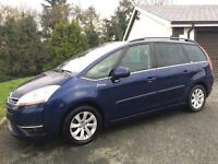 CITROEN GRAND C4 PICASSO 7 SEAT HDI ***AUTOMATIC*** 7 SEATER*** DIESEL***