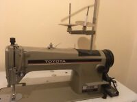 Classic Toyota sewing machine-good condition