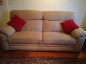 2 + 3 seater sofas for sale