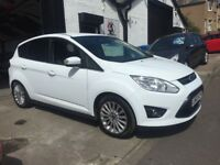 Stunning immaculate 2012 Ford C Max Titanium 1.6 Diesel full service history