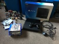 PlayStation 4 bundle with 8 games and Disney infinity