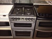 Stoves 60cm gas cooker (glass safety lid)