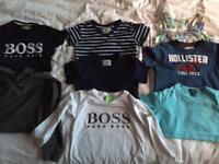 Boys age 4 clothes bundle , boss , Ralph Lauren