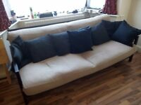 Sofa bed from Ikea