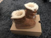 Girls Ugg boots Never Worn! Size 7