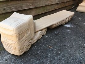 Flatbed Lorry planter