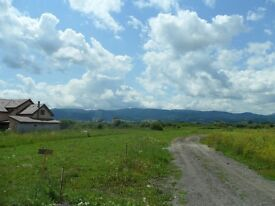 LAND IN ROMENIA TRANSILVANIA