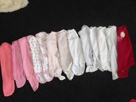 Baby girl clothes bundle 60 item +