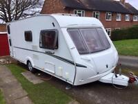 2009 Abbey Vogue 2, 540, 6 berth family caravan