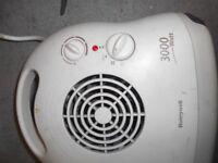 Heater/Fan