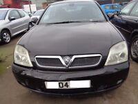 BREAKING - Vauxhall Vectra Design 2.2L Petrol 153BHP ---- 2004