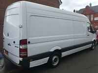 MAN AND VAN - TRANSPORT - REMOVAL - MANCHESTER