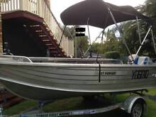 All New in 2013 Clark 4.27 Tinnie, Oceanic Trailer 30hp Mercury Thornlands Redland Area Preview