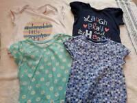 18-24 month girls clothes bundle - 52 items