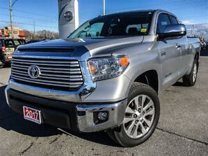 2017 Toyota Tundra DOUBLE CAB LIMITED!