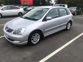 Honda Civic Se | Manual | 1.6 Petrol | Long MOT | BEAUTIFUL RUNNER