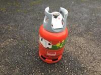 6kg gas bottle (aprox 3/4 gas in it)