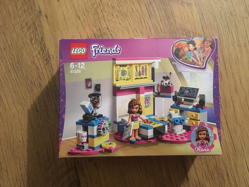 Lego Friends Olivias Bedroom Brand New In Hull East Yorkshire