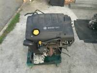 Vauxhall vectra zafira astra complete engine 1.9 cdti 120 bhp z19dt