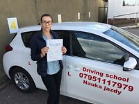 OFFER 2 lessons -£45-AUTOMATIC -MANUAL*Streatham,Croydon driving school,Nauka jazdy po POLSKU,