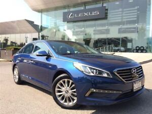 2015 Hyundai Sonata Sport 1 Owner Panoramic Sunroof Navi Heated