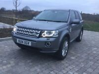 Land Rover freelander 2014 Automatic Excellent Condition