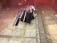 plumbing joblot or individual pipes for sale