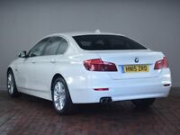 BMW 5 SERIES 520D [190] SE 4DR (white) 2015