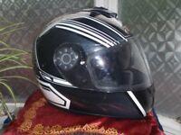 EGO motorcycle helmet,