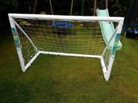 (Boxed) Brand new 6x4ft samba goals (set of two)