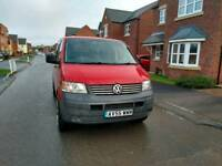 VW Transporter T30 4 motion campervan