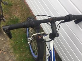 Crosswind mountain bike