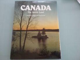 Canada The Scenic Land hardback