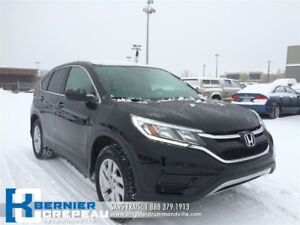 2015 Honda CR-V SE **AWD, CAMERA, BANCS CHAUFFANT + WOW**