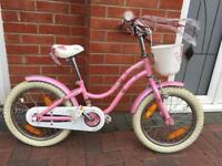 Small Girls First Bike