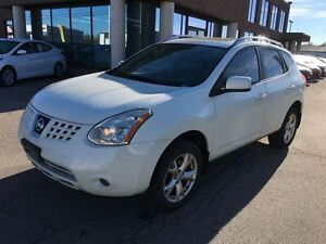 2008 Nissan Rogue SL AWD WITH MOONROOF